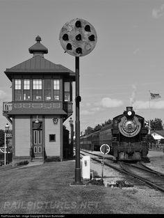 RailPictures.Net Photo: GW 90 Strasburg Railroad 2-10-0 at Strasburg, Pennsylvania by Kevin Burkholder