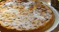 Torta di mele alla veneziana. Biscotti, Sweets Cake, Banana Bread, Desserts, Alice Tv, Mamma, Dessert Ideas, Apples, Passion