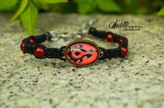 Horde Bracelet from World of Warcraft by SubtleNerd on Etsy, $20.00