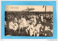 MAROC -Le Sultan à Cheval En Promenade-la Foule-années1910- 20 - Maroc