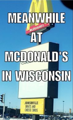 Best Meanwhile in Wisconsin Memes Wisconsin Funny, Wisconsin Dells, Milwaukee Wisconsin, Lake Michigan, Make Em Laugh, Green Bay, Iowa, Funny Quotes, Humor