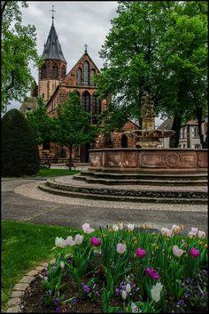 Eglise saint George, Haguenau Panoramio - Photos by dunham