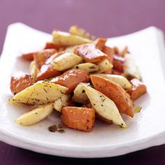 Roasted Carrots and Parsnips Recipe | Martha Stewart