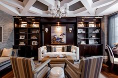 Classic Interior With A Glamorous Touch | http://www.designrulz.com/design/2015/07/classic-interior-with-a-glamorous-touch/
