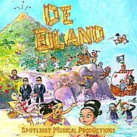 mijn musical in groep 8 heette De Eiland. ik was boom (een pratende en wandelende boom)