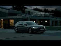 Audi A6 Avant Showroom Trailer