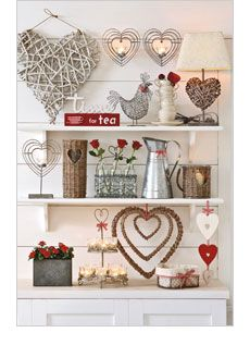 Cuori e accessori in vendita in www.mrs-house.com