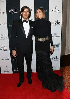 Nacho Figueras - Arrivals at the Icons of Style Gala