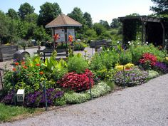 Mercer County Educational Gardens, Pennington