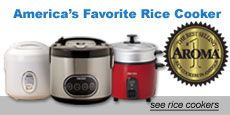Aroma Rice Cooker Recipes