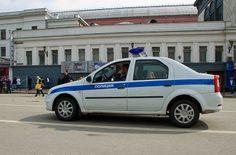 RENAULT DACIA Logan Police