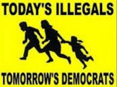 Only the filth of the earth become democrats