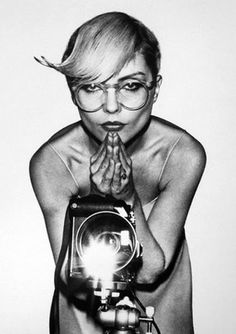 Debbie Harry. #legends #punk #NY