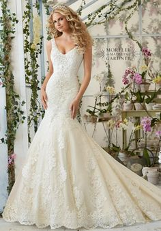 Mori Lee by Madeline Gardner 2814 Wedding Dress - The Knot