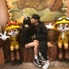 Couple asian cute ❤ casal