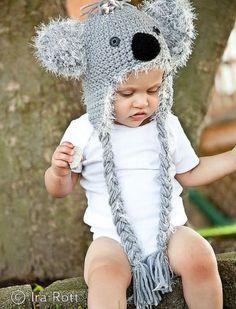Crochet cuteness by Ira Rott