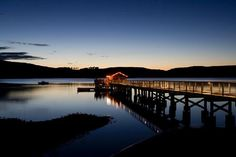 Nick's Cove & Cottage - Marshall, CA (Tomales Bay)