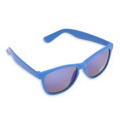 Lentes EPK de sol para niño en color azul.