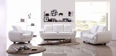 Living Room:Awesome White Living Room Furniture Sets Recent Photo Collection Comes With Unique Sofa Design White Living Room Furniture Sets