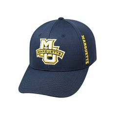 sports shoes 47895 3ce0e Adult Marquette Golden Eagles Booster Plus Memory-Fit Cap