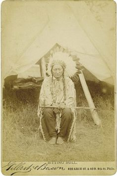 Tatanka Iyotake (Sitting Bull)