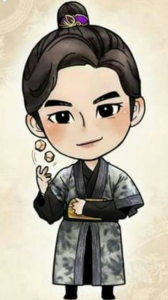 Moon Lovers: A Happy Ending 😃 ( Discontinued) - Friends? Moon Lovers, Lovers Art, Scarlet Heart, Drama Korea, Korean Art, Kpop, Baby Cartoon, Happy Endings, Anime Chibi
