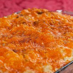 Potatoes Romanoff Recipe from The Italian Kitchen