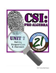 Csi geometry unit 5 trigonometry trigonometry math and csi pre algebra unit 7 ratio proportion percent fandeluxe Choice Image