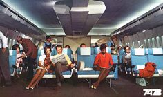 The Boeing 747 was introduced in 1970 as a answer to handle the demanding mass tourism boom of the late 1960s. Built by the Boeing Corporation and guided by legendary Juan Trippe of Pan American airways – it allowed almost...