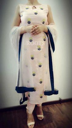 N/A More Searching for the best Elegant Design Punjabi Suit plus Modern ladies Salwar suits in which case Click Visit link for Churidar Designs, Kurta Designs Women, Blouse Designs, Patiala Suit Designs, Salwar Neck Designs, Indian Designer Suits, Designer Salwar Suits, Punjabi Suits Designer Boutique, Designer Dresses