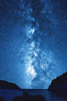 The Milky Way, breathtakingly beautiful!