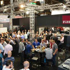 Masters of the Foundry World – Upper Austria scores highly at GIFA     Fill perfects metal and casting technology with fully automated production lines. The Fill exhibition stand was a hot spot at GIFA 2015.