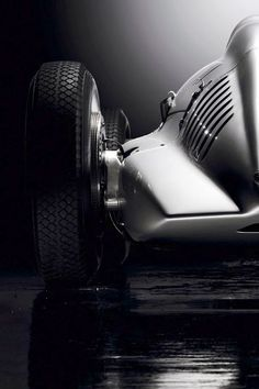 specialcar: 1938 Auto-union Type D Thoughts.