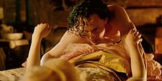 "14 Best Tom Hiddleston Moments In The New 'Crimson Peak' Trailer — VIDEO | Bustle ""Funny and true!!!"""