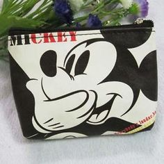mickey+mouse+purse | Cute Mickey Mouse PU Leather Purse Wallet Coin Bag | eBay