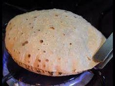 Aprende a Preparar Chapatis, paso a paso / how to make rotis