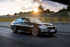 We'll stop short of saying diesel has been resurrected, but reports of the oil-burner's demise may have been premature. This month, the EPA certified for sale the 2018 BMW xDrive and rated the diesel-powered sedan at 26 mpg city, 36 highway, 30 combin 2017 Bmw 5 Series, Bmw Serie 5, Ferrari 2017, Carros Premium, Car Posters, Poster Poster, Power To The People, Fast Cars, Sport Cars