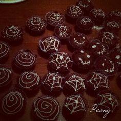 #halloween #muffins