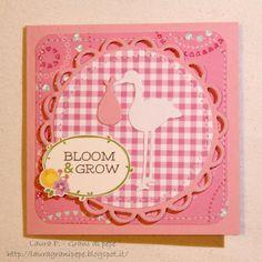 Grani di pepe: Welcome baby - card