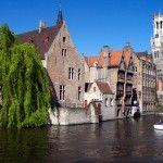 Ballade en bateau sur les canaux [Bruges) #blog #voyage #conseils #Belgique #Bruges www.planete3w.fr