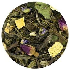 Lime in the Coconut, oz g) Mallow Flower, Organic Green Tea, Natural Flavors, Rose Buds, Fun Drinks, Lemon, Coconut, Vegetables, Flowers