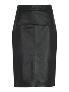 9d3558c40b Product: Kel Leather Pencil Skirt with link: https://www.houseoffraser