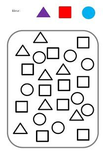 Shape Worksheets For Preschool, Shapes Worksheets, Preschool At Home, Learning Centers, Math Centers, Kids Learning, Speech Language Therapy, Speech And Language, Lkg Worksheets