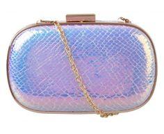 http://www.ebay.com.au/itm/BNWT-Colette-Hayman-Reflective-Hologram-Snake-Hardcase-Clutch-Bag-/291831926692?hash=item43f289cfa4:g:68kAAOSwyjBW7Qug