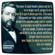 Charles Spurgeon: Todavía soy peor #Frases