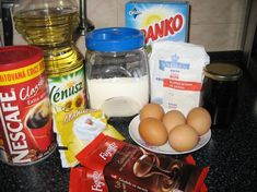 Výborné kávové kocky (fotorecept) - obrázok 1 Nescafe, Eggs, Breakfast, Food, Morning Coffee, Essen, Egg, Meals, Yemek