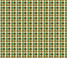 Cute Ninja Turtles fabric by nerdbaitplus3 on Spoonflower - custom fabric