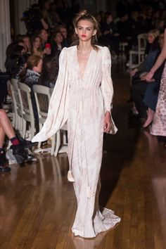 The best dresses of London Fashion Week - Giles