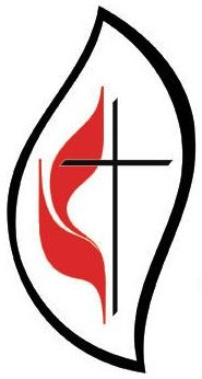 symbol of the united methodist church a tribute to our late son rh pinterest com free methodist cross and flame clipart