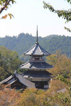 Kimpusen-ji, Nara, Japan